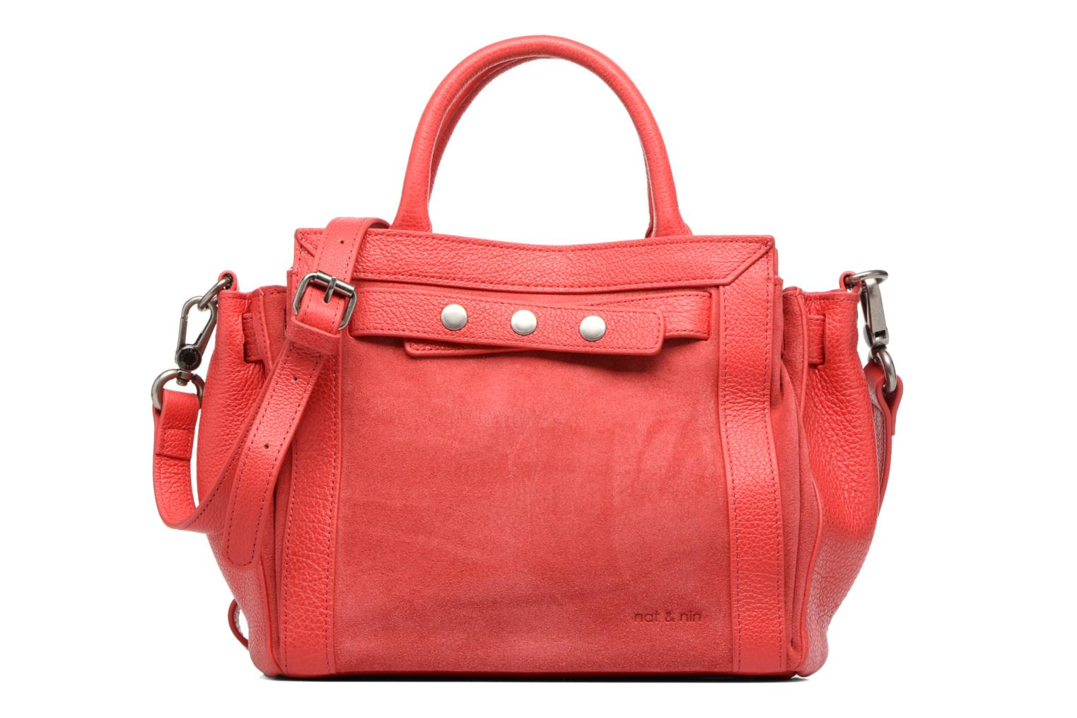 Handbags Nat & Nin Solange Red detailed view/ Pair view