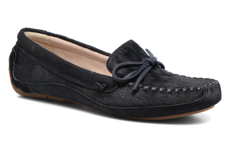 Loafers Clarks Natala Rio Sort detaljeret billede af skoene