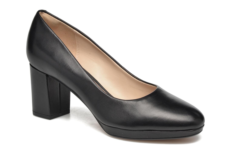 Kelda Hope Black leather