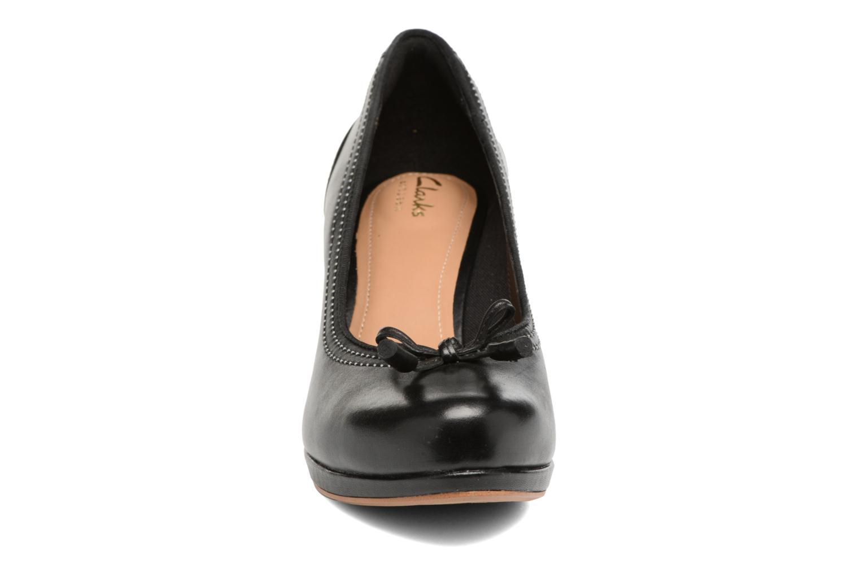 Escarpins Clarks Chorus Bombay Noir vue portées chaussures