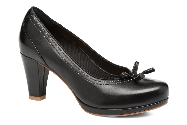 Grandes descuentos últimos zapatos Clarks Chorus Bombay (Negro) - Zapatos de tacón Descuento