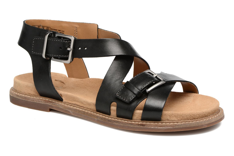 Grandes descuentos últimos zapatos Clarks Corsio Bambi (Negro) - Sandalias Descuento