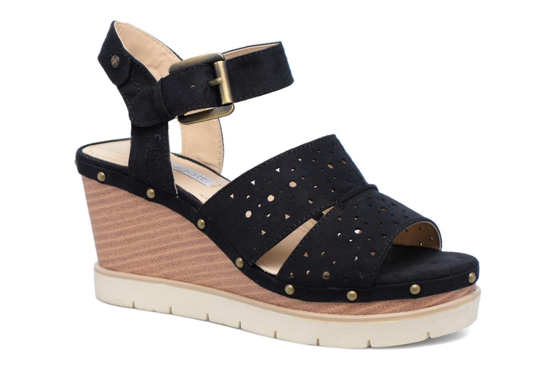 ZapatosBugatti Aura V8481-6 (Negro) - de Sandalias   Zapatos de - mujer baratos zapatos de mujer 7442a7