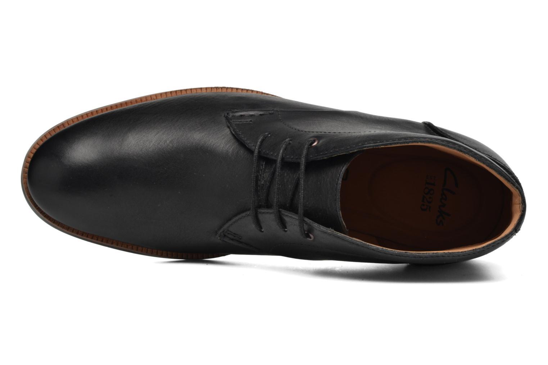 Broyd Mid Black leather