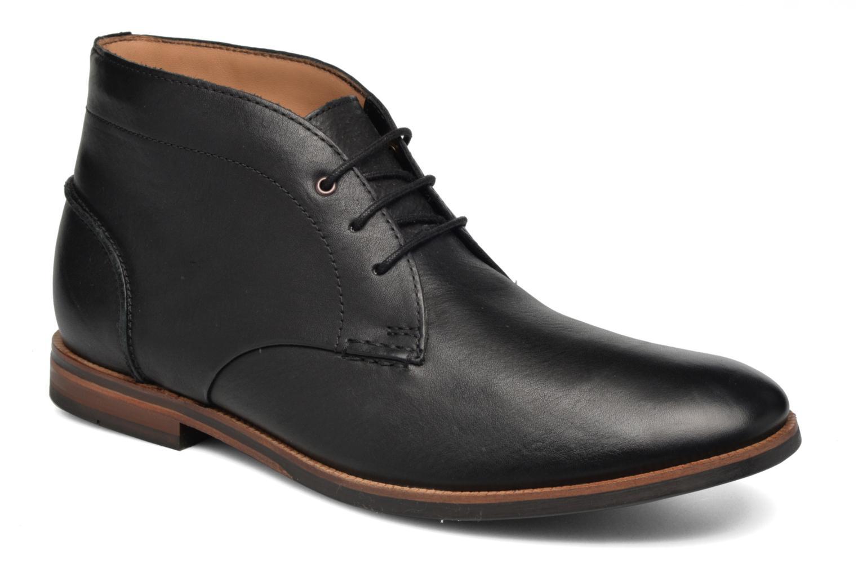 Clarks Broyd Mid (Noir) - Bottines et boots chez Sarenza (285986)
