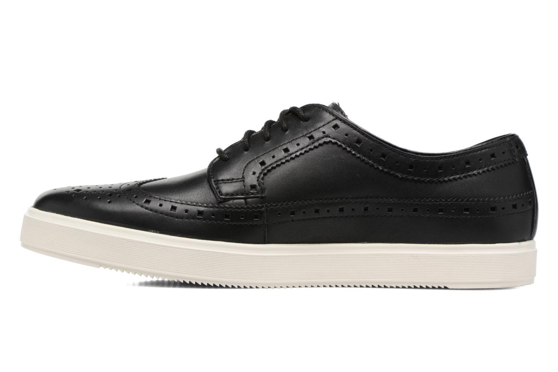 Chaussures à lacets Clarks Calderon Limit Noir vue face