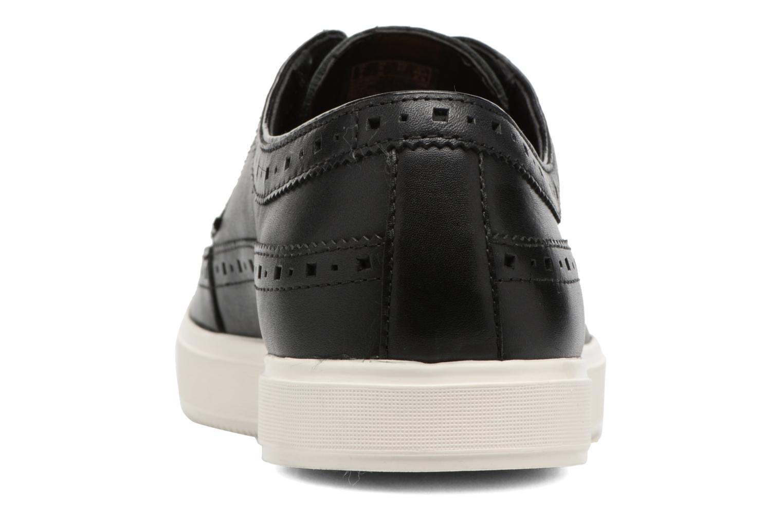 Chaussures à lacets Clarks Calderon Limit Noir vue droite