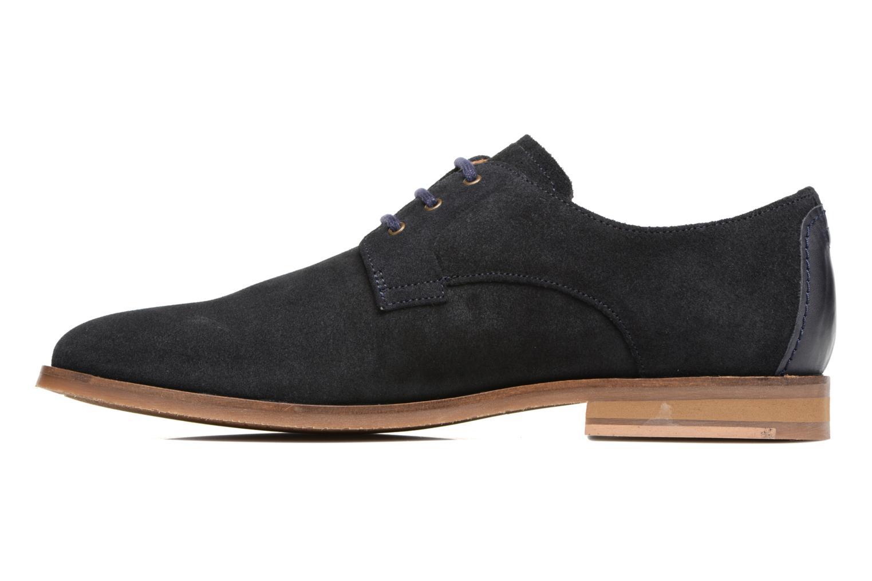Chaussures à lacets Schmoove Eros Derby Bleu vue face