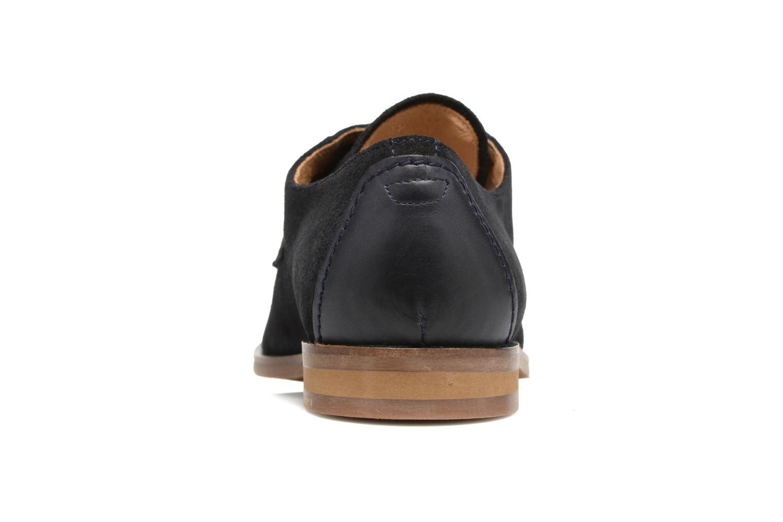 Chaussures à lacets Schmoove Eros Derby Bleu vue droite