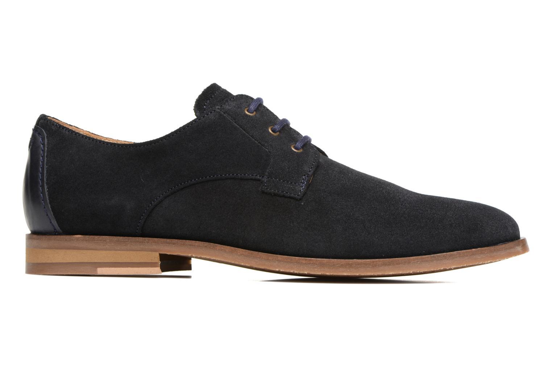 Chaussures à lacets Schmoove Eros Derby Bleu vue derrière