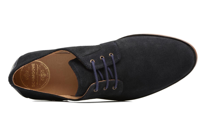 Chaussures à lacets Schmoove Eros Derby Bleu vue gauche
