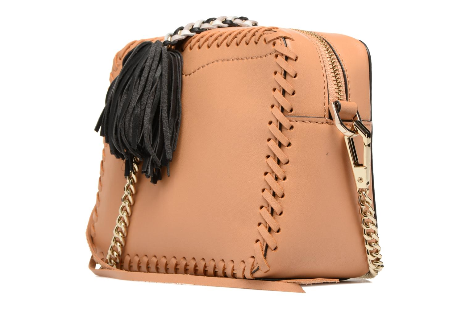 CHASE CAMERA CROSSBODY SAND MULTI 868