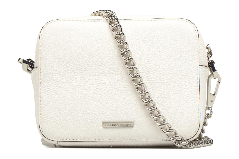 Handbags Rebecca Minkoff 4 ZIP MOTO CAMERA BAG White front view