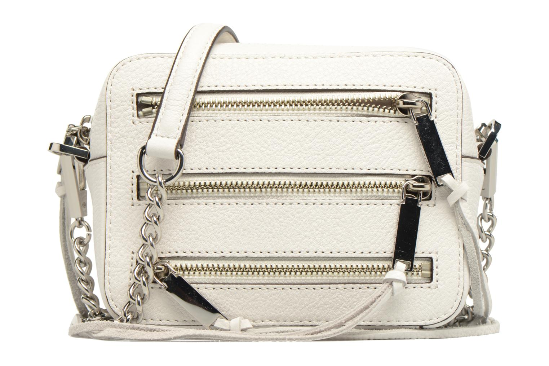 Handbags Rebecca Minkoff 4 ZIP MOTO CAMERA BAG White detailed view/ Pair view