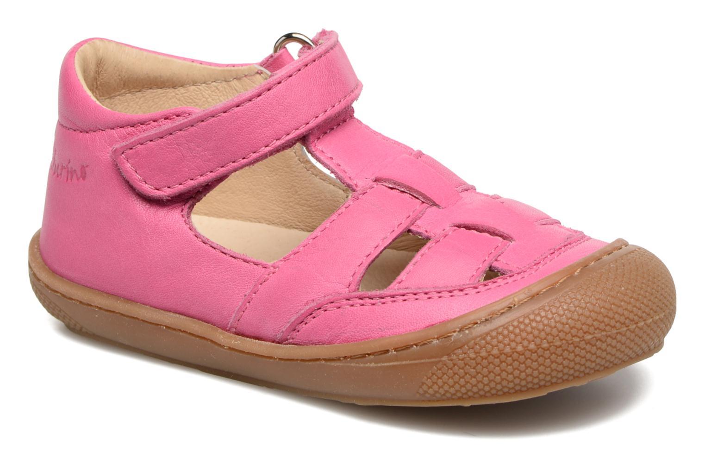 Sommerschuhe Naturino Camilla 3997 rosa detaillierte ansicht/modell
