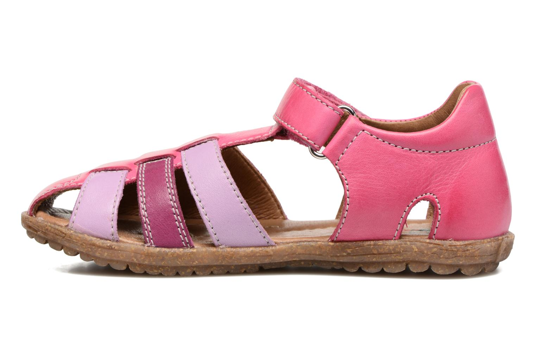Sandales et nu-pieds Naturino See Rose vue face