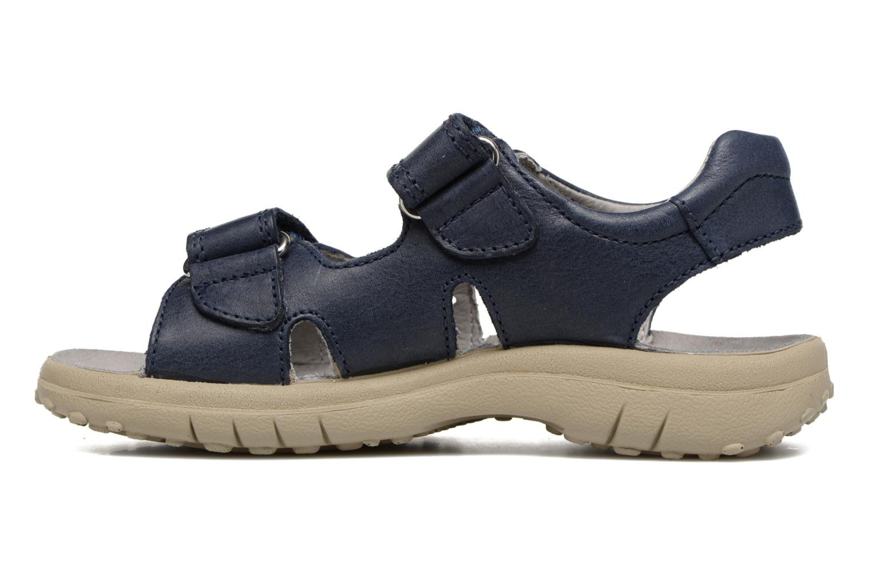 Sandali e scarpe aperte Naturino Angelo 5675 Azzurro immagine frontale