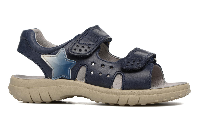 Sandali e scarpe aperte Naturino Angelo 5675 Azzurro immagine posteriore