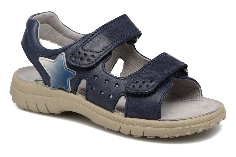 Sandali e scarpe aperte Naturino Angelo 5675 Azzurro vedi dettaglio/paio