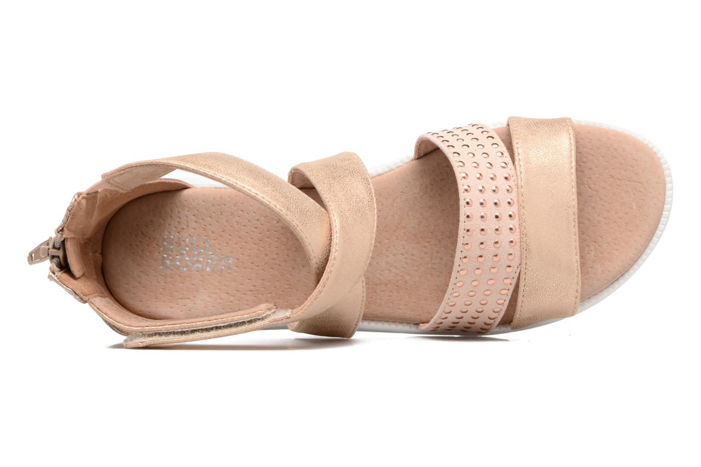 Sandales et nu-pieds Bullboxer Katia Blanc vue gauche