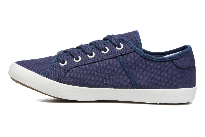 Baskets I Love Shoes GOLCAN Bleu vue face