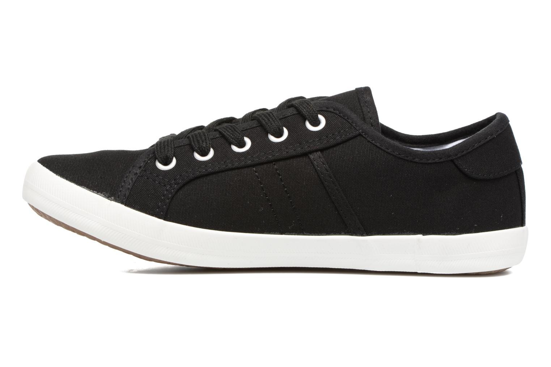 Baskets I Love Shoes GOLCAN Noir vue face