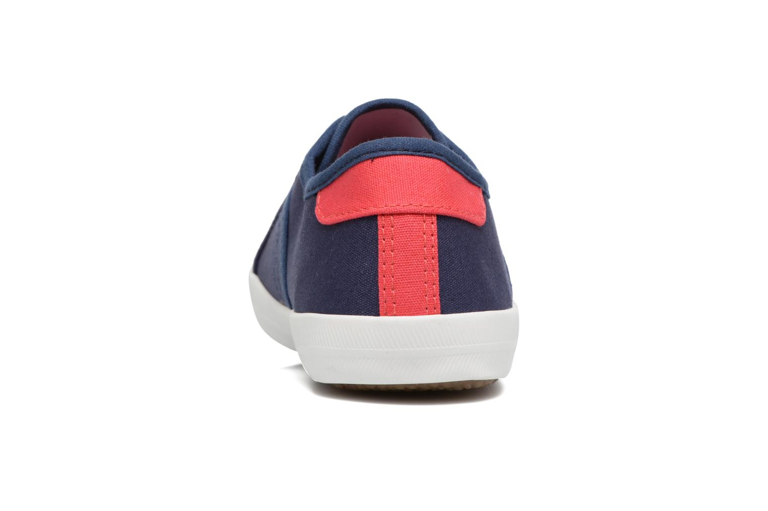 Baskets I Love Shoes GOLCEN Bleu vue droite