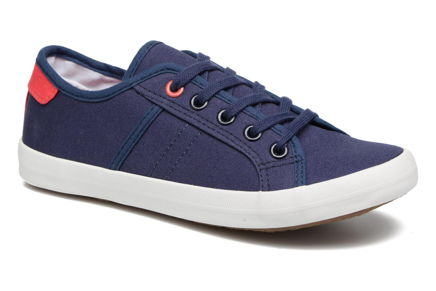 Baskets I Love Shoes GOLCEN Bleu vue détail/paire