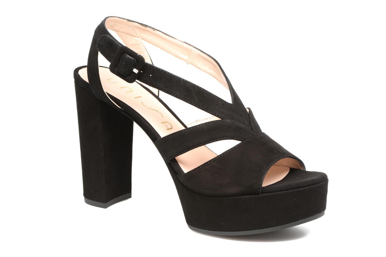 Zapatos promocionales Unisa Vistor (Negro) - Sandalias   Los últimos zapatos de descuento para hombres y mujeres