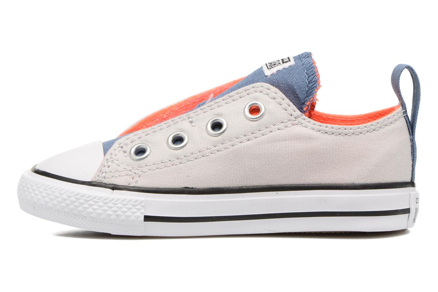Chuck Taylor All Star Simple Slip Mouse/Blue Coast