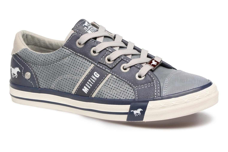 Mustang shoes - Kinder - Alwin - Sneaker - braun fDd62DC