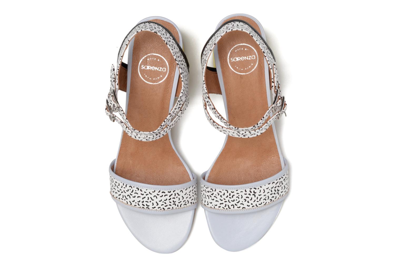 Sandales et nu-pieds Made by SARENZA Pastel Belle #11 Multicolore vue portées chaussures