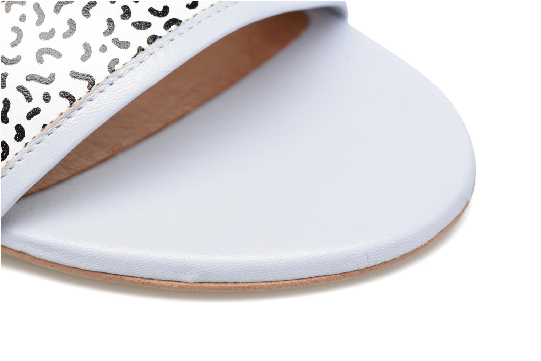 Sandales et nu-pieds Made by SARENZA Pastel Belle #11 Multicolore vue gauche