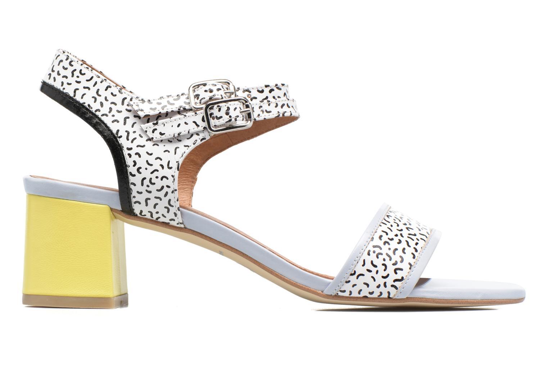 Sandales et nu-pieds Made by SARENZA Pastel Belle #11 Multicolore vue détail/paire