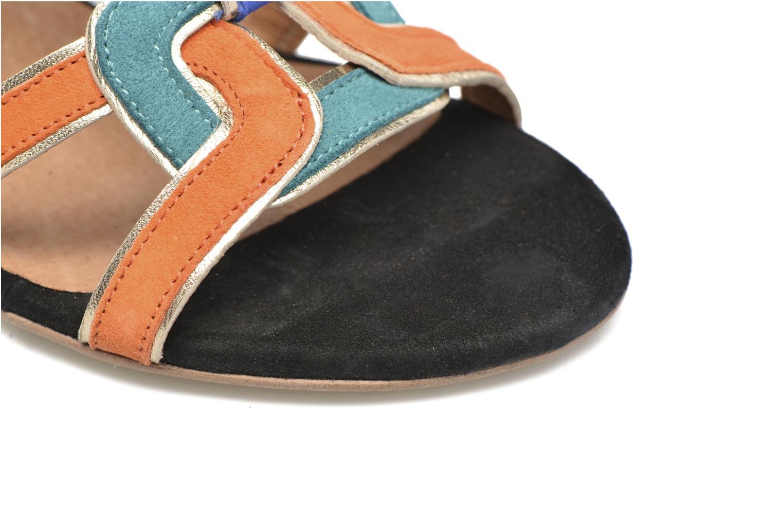 Sandales et nu-pieds Made by SARENZA Frida Banana #2 Multicolore vue gauche