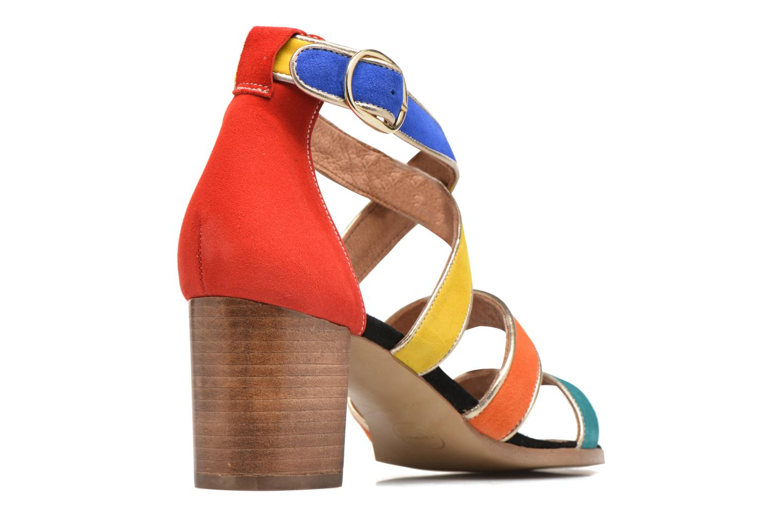 Sandalen Made by SARENZA Bombay Babes Sandales à Talons #2 Multicolor voorkant