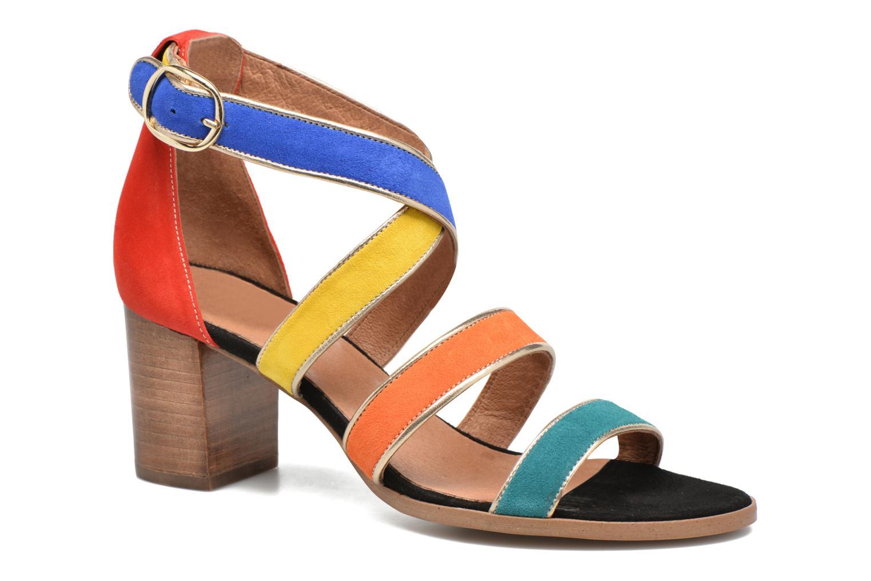 Sandalen Made by SARENZA Bombay Babes Sandales à Talons #2 Multicolor rechts