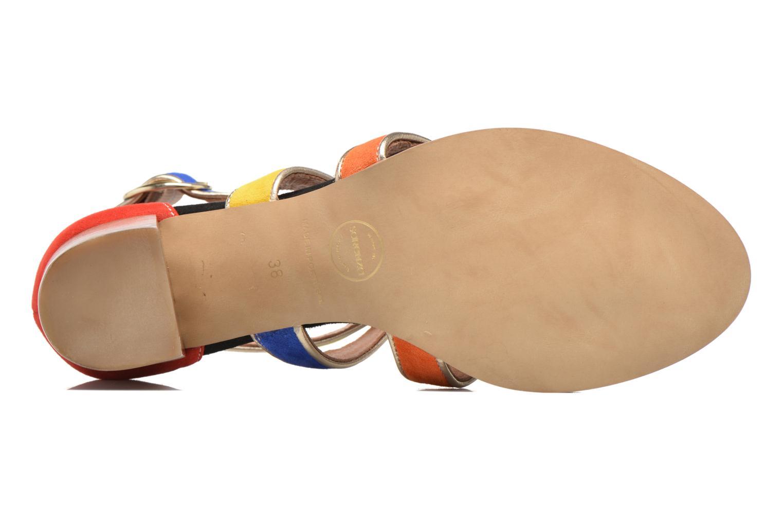 Sandali e scarpe aperte Made by SARENZA Bombay Babes Sandales à Talons #2 Multicolore immagine dall'alto