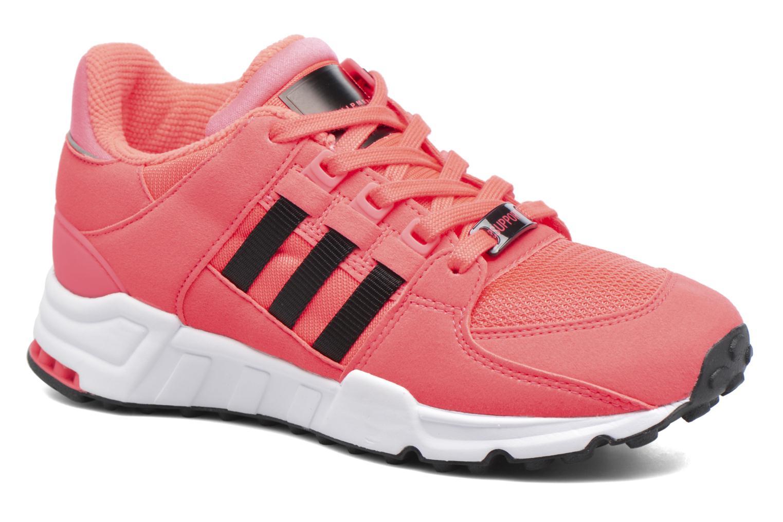 Baskets Adidas Originals Eqt Support J Rose vue détail/paire