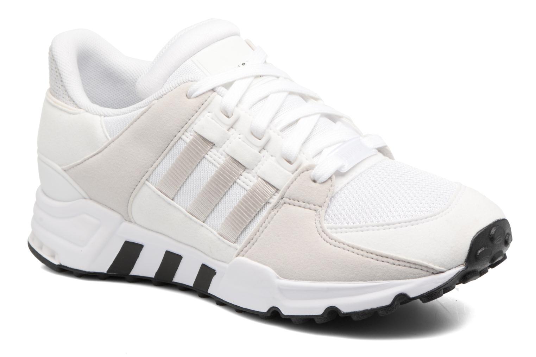 Baskets Adidas Originals Eqt Support J Blanc vue détail/paire