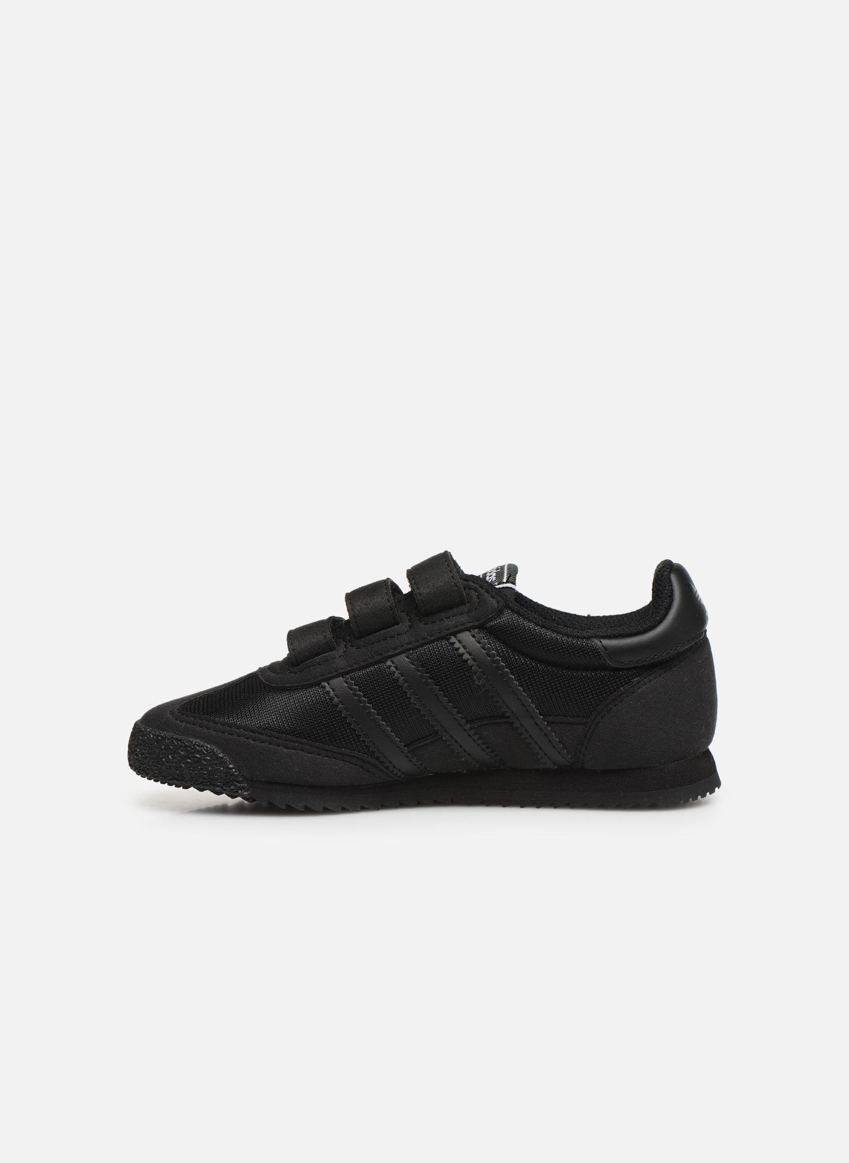 Sneakers Adidas Originals Dragon Og Cf C Nero immagine frontale