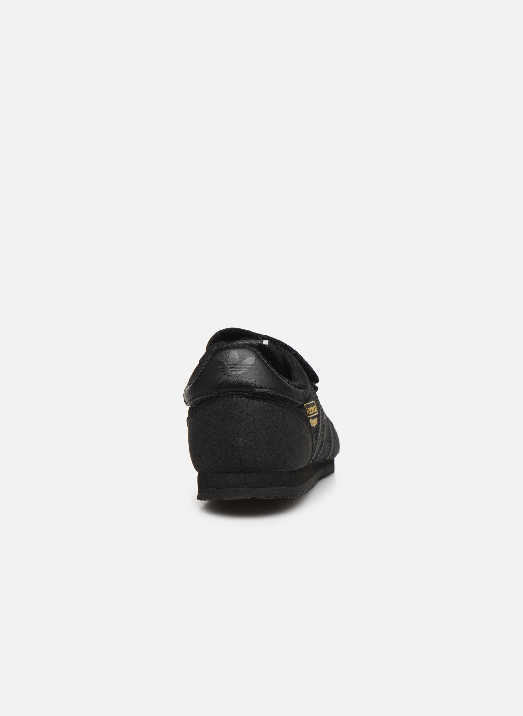 Sneakers Adidas Originals Dragon Og Cf C Zwart rechts