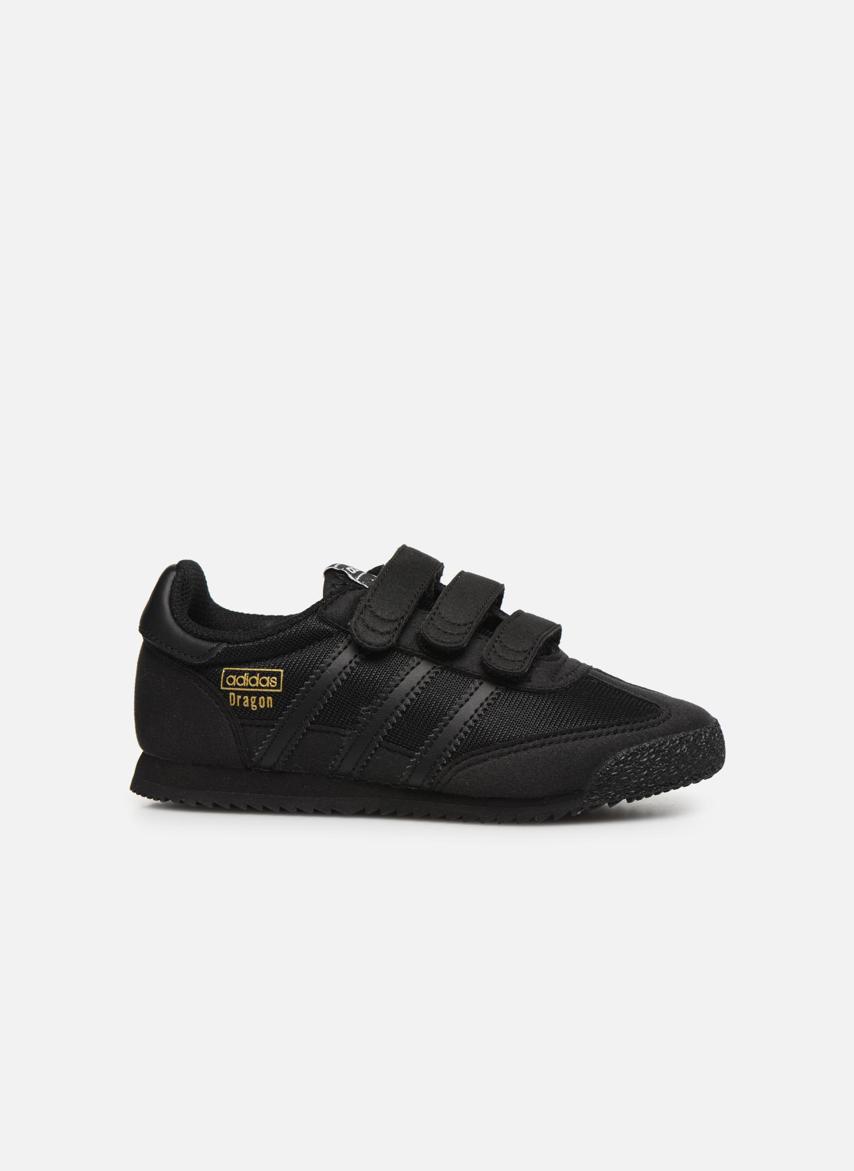 Sneakers Adidas Originals Dragon Og Cf C Zwart achterkant