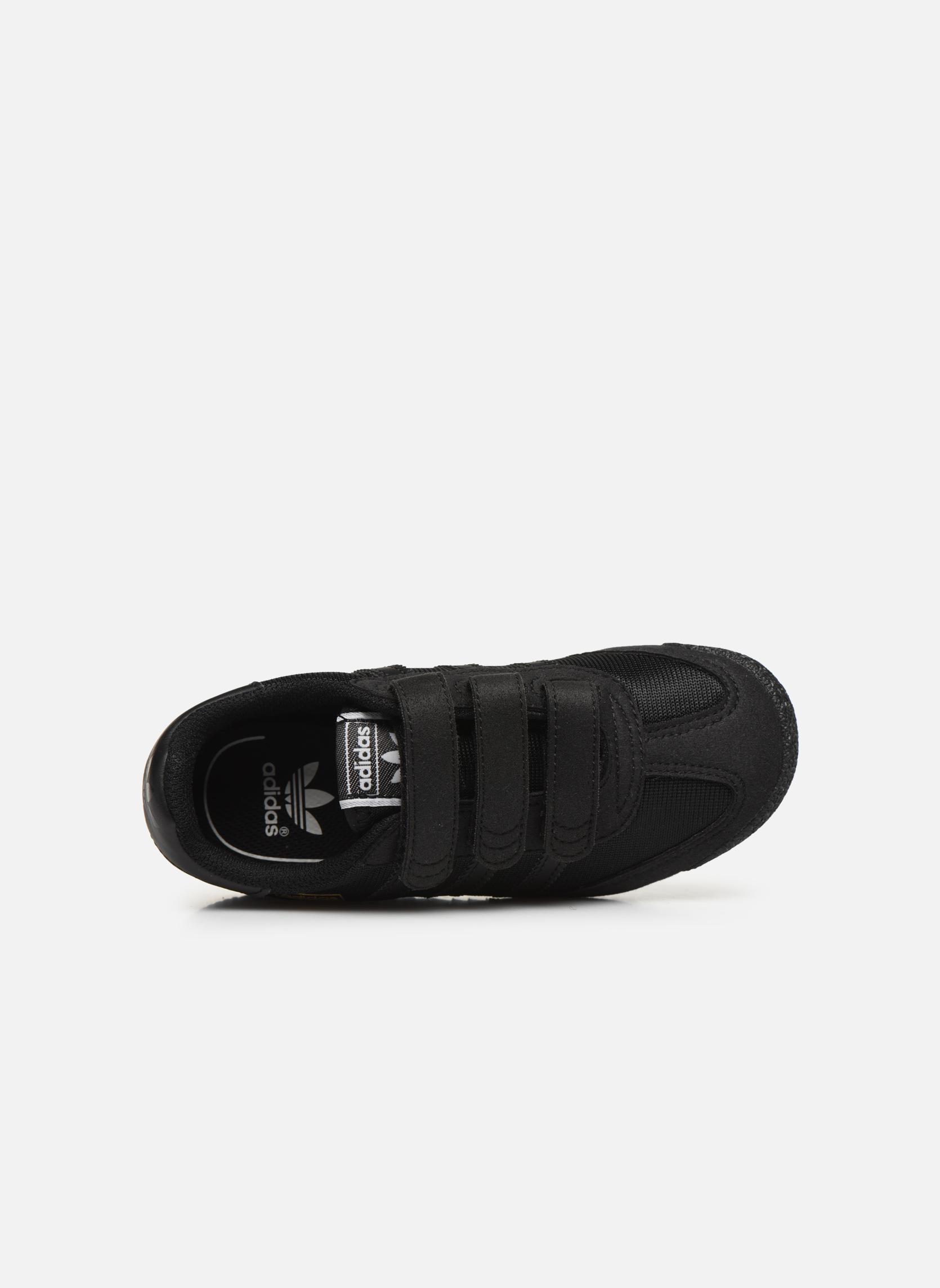 Baskets Adidas Originals Dragon Og Cf C Noir vue gauche