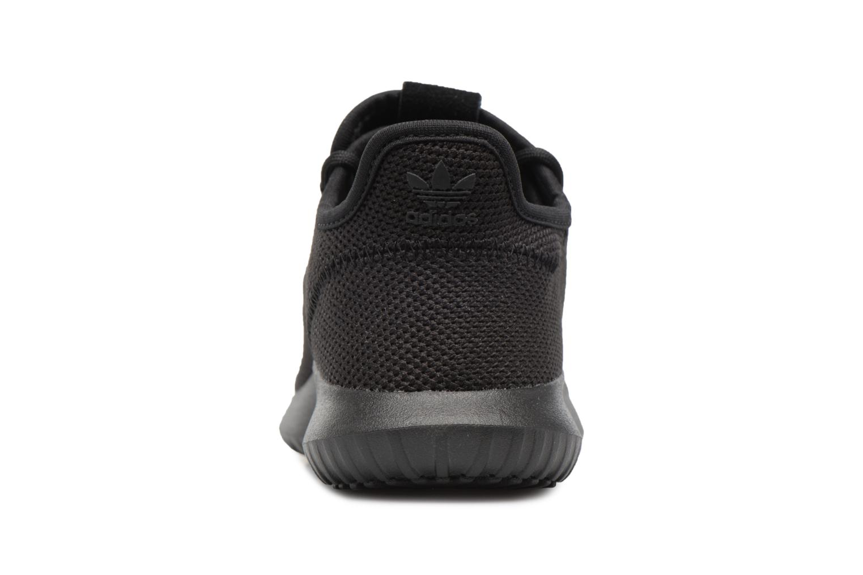 Sneakers Adidas Originals Tubular Shadow J Zwart rechts