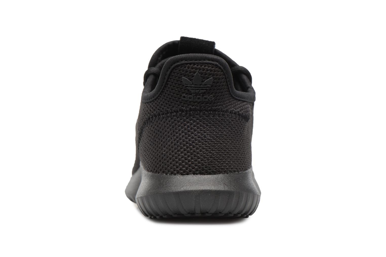 Baskets Adidas Originals Tubular Shadow J Noir vue droite