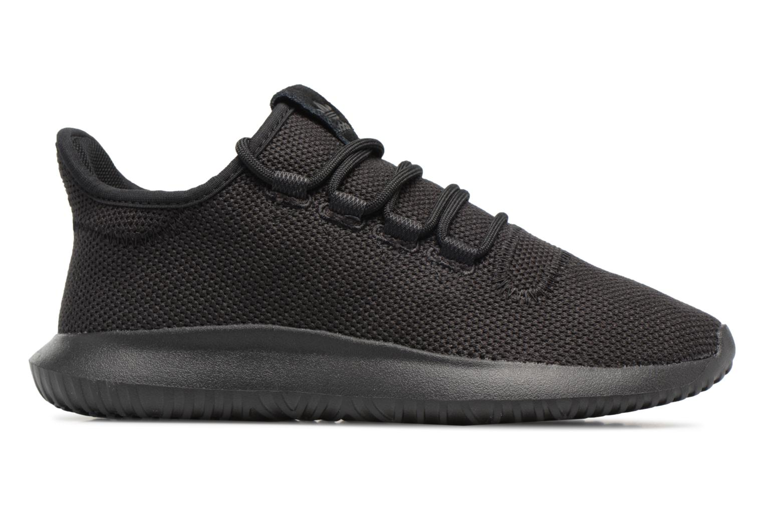 Baskets Adidas Originals Tubular Shadow J Noir vue derrière