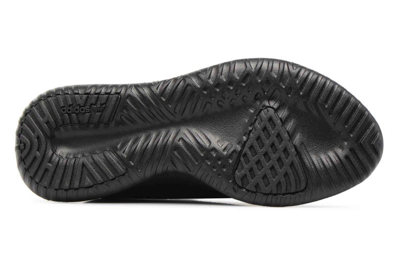 Baskets Adidas Originals Tubular Shadow J Noir vue haut