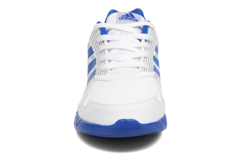 Scarpe sportive Adidas Performance Altarun K Azzurro modello indossato