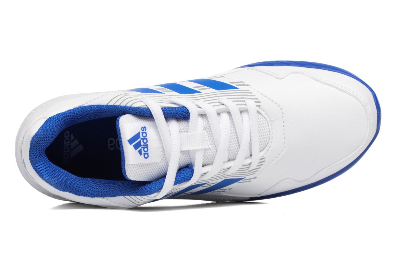 Zapatillas de deporte Adidas Performance Altarun K Azul vista lateral izquierda
